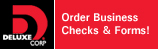 Deluxe business check order